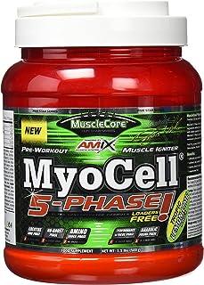 Amix Myocell 5 Phase Voluminizador - Pre-Entreno - 500 gr_8594159537514