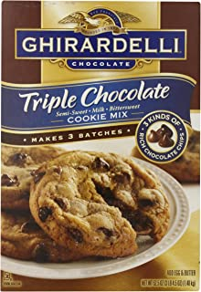 Best ghirardelli triple chocolate cookie mix instructions Reviews