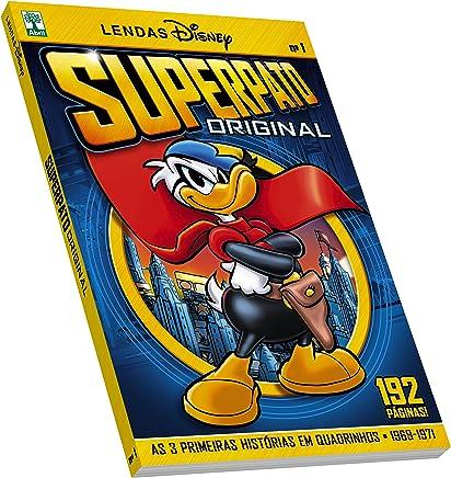 Lendas Disney Nº 1. Superpato Original