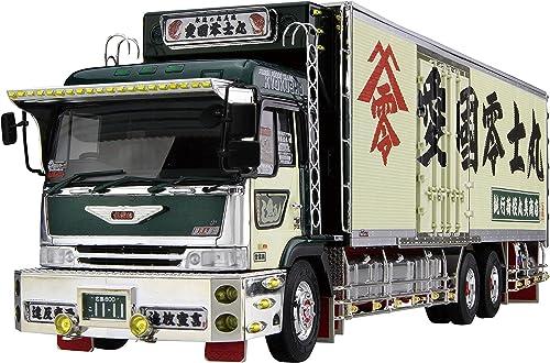 Aoshima Marumi Group Aikoku Rejimaru Truck LKW 1 32 Model Kit Bausatz 052891