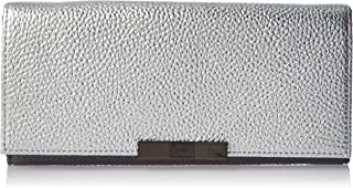 Ted Baker Clutch Bag, Silver (Gunmetal)