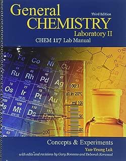 Best chemistry 117 lab manual Reviews