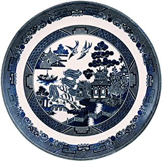 Johnson Brothers Willow Blue Dinner Plate 11