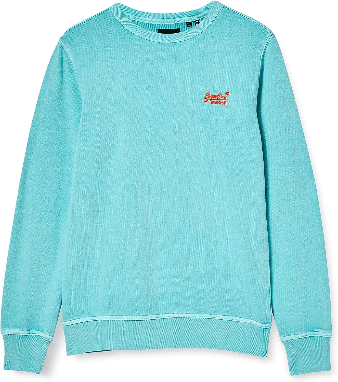 記念日 Superdry Orange Label Sweatshirt Pastelline 予約 Crew