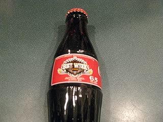 Daytona Beach Daytona Florida FL 2006 Bike Week 65th Anniversary World's Largest Motorcycle Event Coca Cola Full Unopened Bottle
