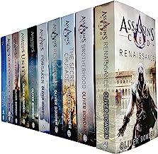 Assassin's Creed Official 10 Books Collection Set (Books 1 - 10) (Renaissance, Brotherhood, Secret Crusade, Revelations, U...