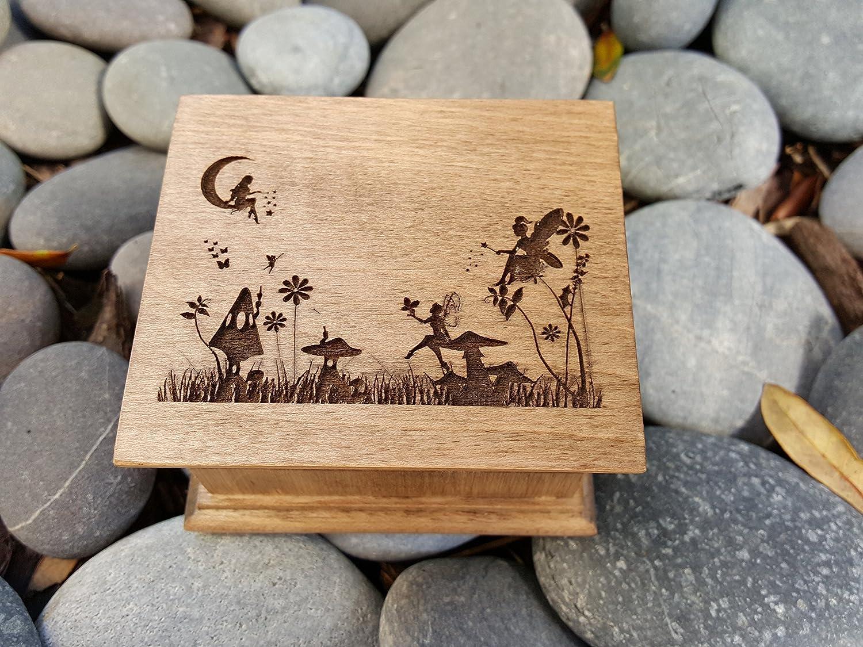 Music Now free shipping box custom Japan's largest assortment made fairy gift music handmade