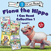 Fiona the Hippo I Can Read Collection 1: Level One