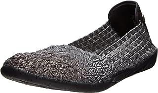 حذاء باليه مسطح نسائي من Bernie Mev