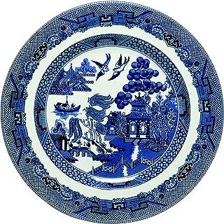 ジョンソンブラザーズ Willow ブループレート ブルー A1400501003