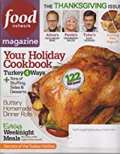 Food Network Magazine November 2010 Your Holiday Cookbook (The Thanksgiving Issue)