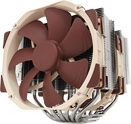 Noctua NH-D15, Premium CPU Cooler with 2x NF-A15 PWM 140mm Fans (Brown)