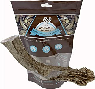 WhiteTail Naturals Extra Large Premium Deer Antler For Dogs (8