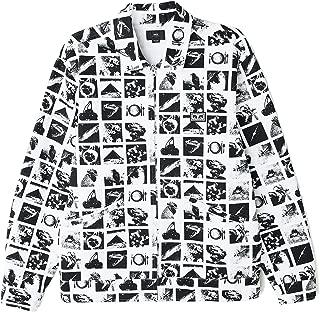 Amazon.it: OBEY Giacche e cappotti Uomo: Abbigliamento