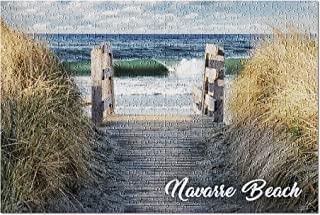 Navarre Beach - Ocean at Dawn 96018 (Premium 500 Piece Jigsaw Puzzle for Adults, 13x19, Made in USA!)