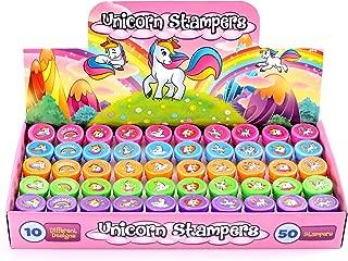 Giraffe - Unicorn Stampers (50-Pack)