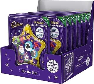 Cadbury Mixed Tree Decorations 144G (Outer Box Of 10)