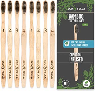 Best bamboo toothbrushes made in usa Reviews