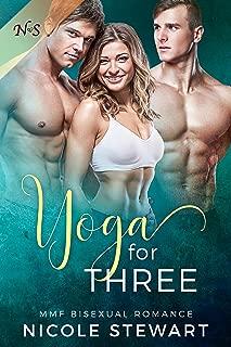 Yoga for Three: MMF Bisexual Romance