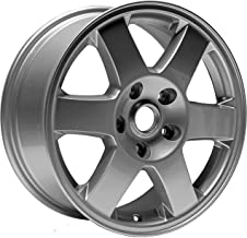 "Dorman 939-670 Aluminum Wheel (17x7.5""/5x127mm)"