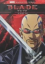 Blade Marvel Animated Series