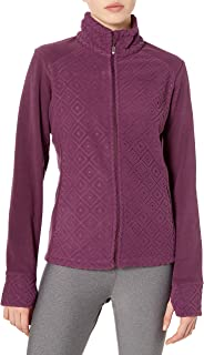 Roxy Snow Junior's Surface Zip Through Top