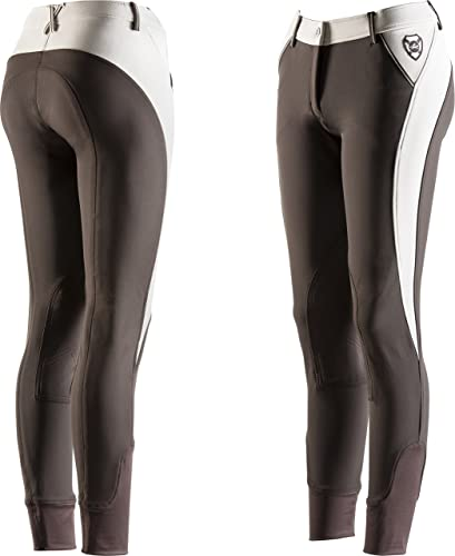 EQUI-THèME Culotte Equitation Pantalon Selena