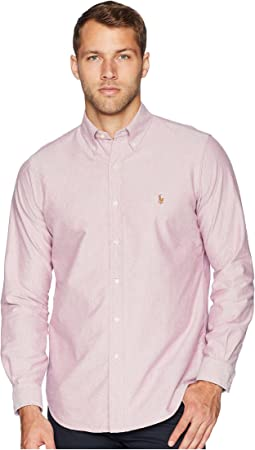 Oxford Button Down Sport Shirt