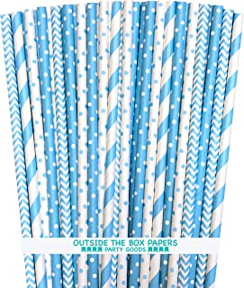Best baby blue and white chevron Reviews