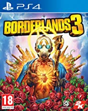 Borderlands 3 with 5 Gold Keys DLC (Exclusive to Amazon.co.uk) (PS4)