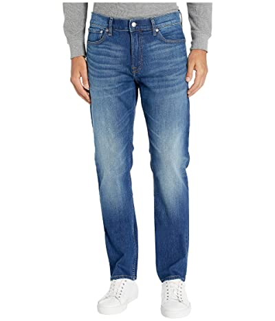 Calvin Klein Jeans Straight Fit (Prairie Blue) Men