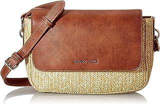 MARCO TOZZI Damen Handtasche 2-2-61010-26, Nature Comb, normal