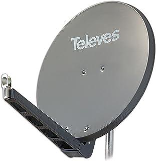Televes s85qsd g Antenne Satellite grau