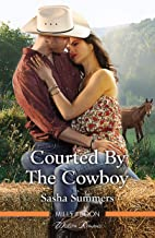 Courted By The Cowboy (The Boones of Texas Book 3)