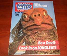 Doctor Who Magazine No. 127 Aug 1987