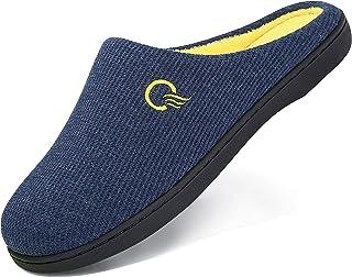 Unisex Pantofole Donna Uomo Memory Foam Caldo Comode Antiscivolo Inverno Home Scarpe
