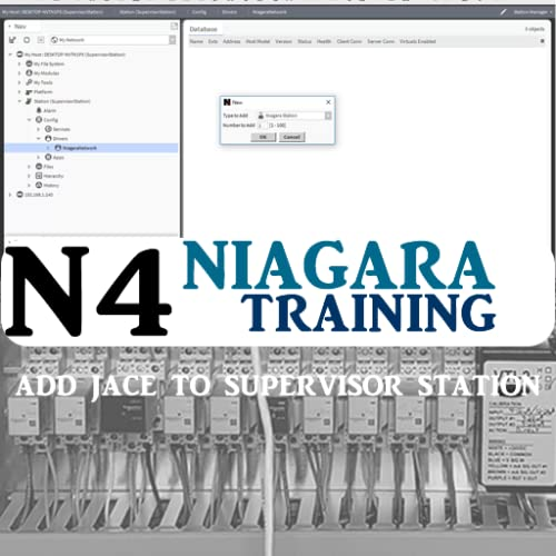 N4 - Add Jace to Supervisor Station