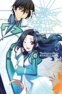 The Irregular at Magic High School, Vol. 5 (light novel): Summer Vacation Arc +1
