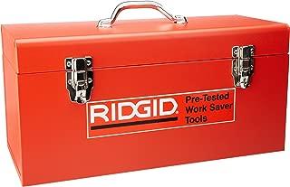 Ridgid 33085 Standard Shaped Tool Box with Tray