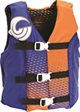 """CWB Connelly Youth Nylon Vest, 24""""-29"""" Chest 50-90Lbs, Boy Tunnel"""