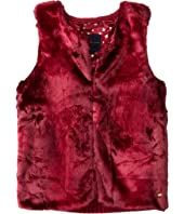Tommy Hilfiger Kids - Fur Vest (Big Kids)