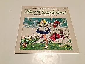 ALICE IN WONDERLAND VD ALBUM