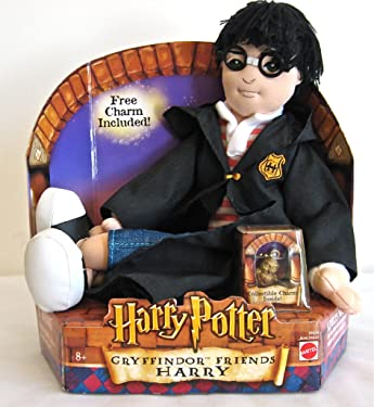 Harry Potter Gryffindor Friends Soft Doll - HARRY