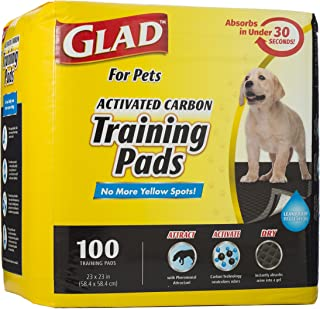 Glad for Pets Puppy Pads | Puppy Potty Training Pads That...