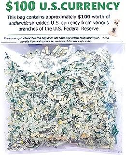Best shredded money gifts Reviews