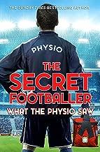 the secret footballer books