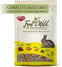 Kaytee Food from The Wild, Rabbit Food, 4lb