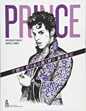 Prince: The Coloring Book (Feral House Coloring Books for Adults)