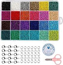 Round Glass Seed Beads