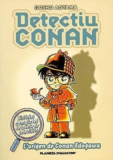 Detectiu Conan nº 01/10  L'Origen de Conan Edogawa: L'Origen de Conan Edogawa (Manga Shonen)